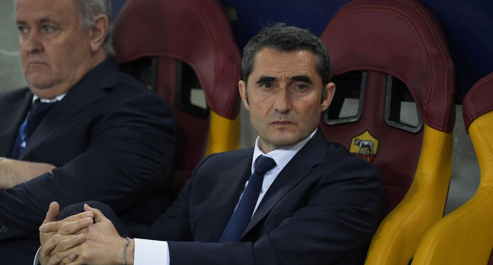 Barcelona no sostuvo el 4-1 de la ida y quedó eliminado de la Champions League tras caer 3-0 ante Roma en Italia. (AFP)