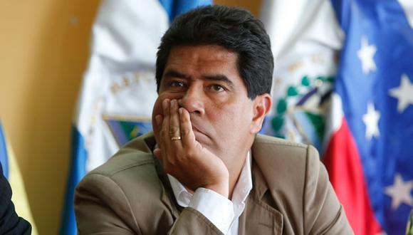 Javier Barreda responde a crítica de Del Castillo tras apoyar candidatura de Enrique Cornejo. (Mario Zapata)