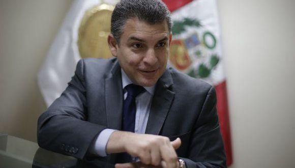 El fiscal Rafael Vela resaltó la necesidad de avanzar en los procesos de sanción contra investigados. (Foto: GEC)