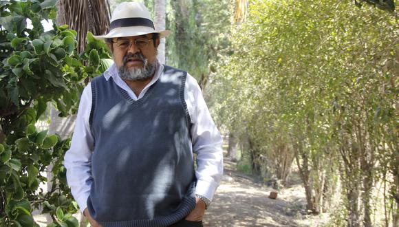 Walter Alva tuvo que dejar la dirección del Museo Nacional Tumbas Reales de Sipán.