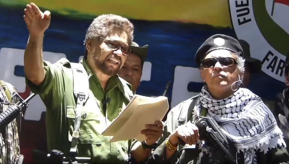 La declaración de Márquez y sus seguidores ha sido rechazada por excombatientes y el partido político FARC. (Foto: AFP)