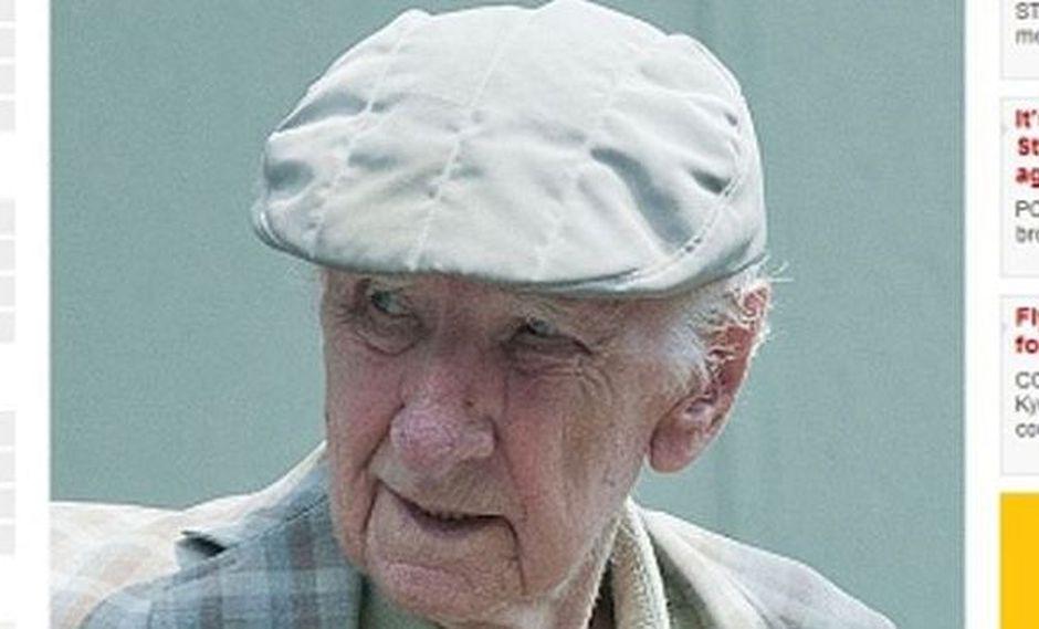 Csatary jugó un rol importante durante la Segunda Guerra Mundial. (The Sun)