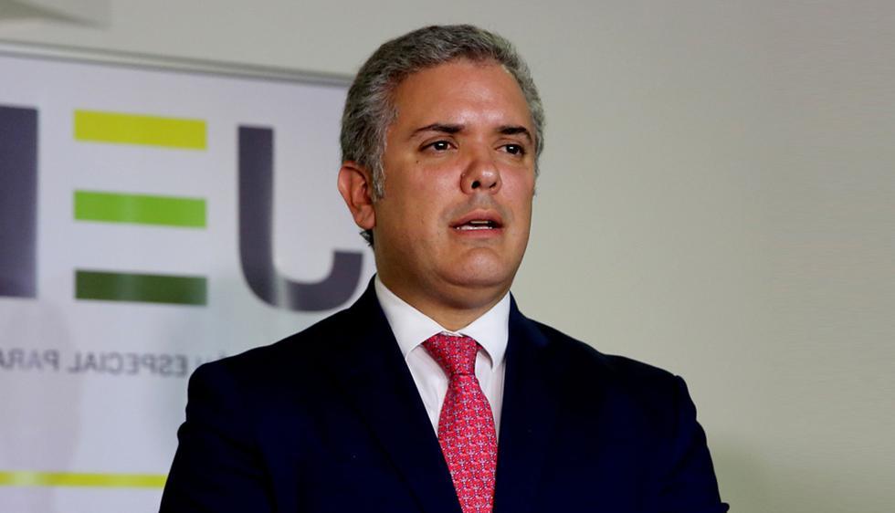 Duque señala que Unasur se ha convertido en cómplice de la dictadura venezolana. (Foto: EFE)