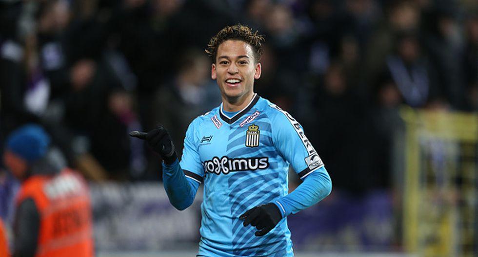 El 'Chaval' tuvo una buena temporada con su club el Charleroi. (Getty Images)