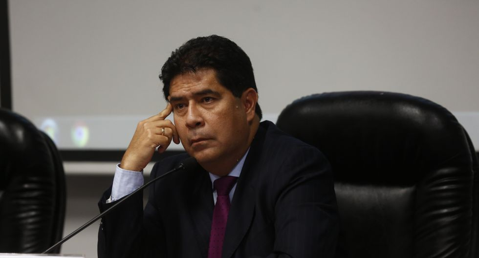 Javier Barreda (Piko Tamashiro/Perú21)