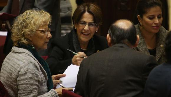 Villarán y funcionaria de la Beneficencia podrían terminar investigadas en la Contraloría. (Martín Pauca)