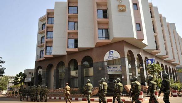 Autoridades de Mali buscan a tres sospechosos del ataque a hotel. (AFP)