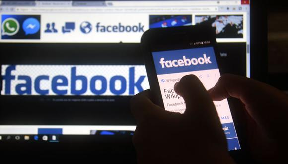 El uso de Facebook cae en Estados Unidos a medida que la red controla más su contenido. (AFP)