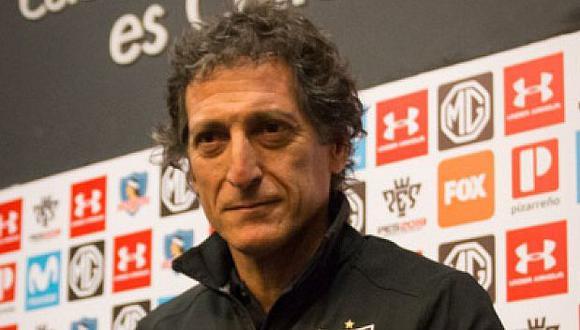 Mario Salas fue cesado del cargo de entrenador de Colo Colo en febrero pasado. (Foto: Colo Colo)