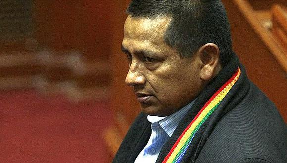 El legislador nacionalista busca amedrentar a denunciante. (USI)