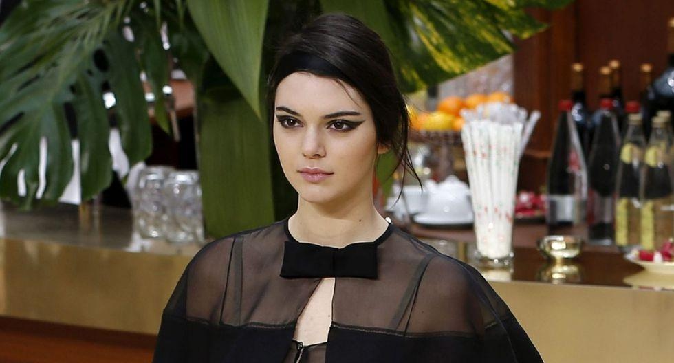 La publicación hecha por Kendall Jenner superó los 5 millones de 'likes'. (Foto: AFP)