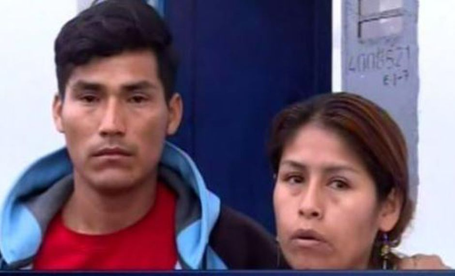 Padres de Xohana se retiraron de la comisaría. (Video: Canal N)