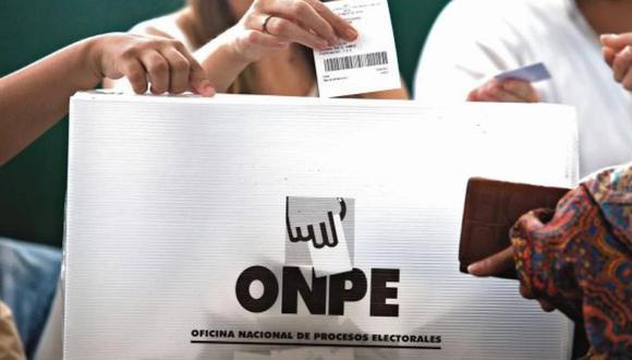 La iniciativa forma parte del anteproyecto de Código Electoral 2020 elaborado por el JNE