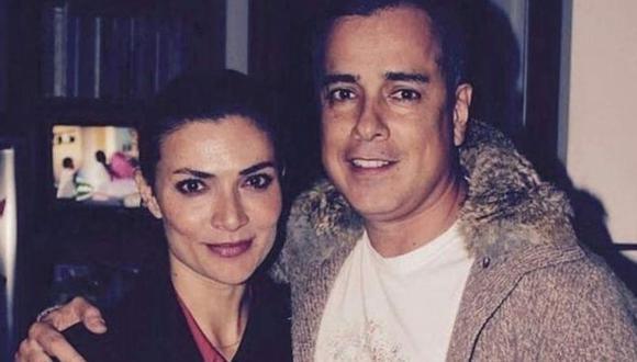 Ana María Orozco reveló la razón por la que nunca fue pareja con Jorge Enrique Abello a pesar de tener gran química (Foto: Instagram /Jorge Enrique Abello)