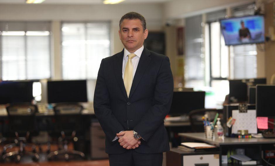 """""""Sin duda, (el suicidio de Alan García) es un hecho sumamente lamentable"""", dice Vela (GEC)."""