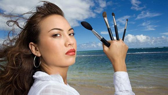 Una buena aplicación de maquillaje te hará lucir bella en las celebraciones veraniegas. (Internet)