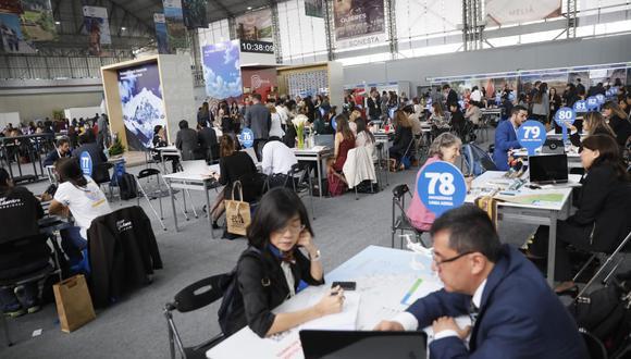 Este año, Perú Travel Mart convoca a 163 compradores de 27 países. (Foto: Mincetur)