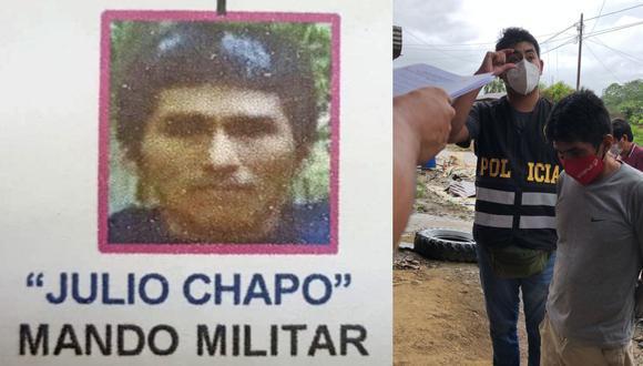 A Hugo Sixto se le involucra en el asesinato de los esposos Ireneo Mizael Camargo Paucar y Susana Gliceria Ponce Valero; además, del hijo Teófanes Camargo Ponce (Foto: Ministerio Público)