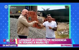 Josimar construye casa de playa en exclusiva zona de Asia