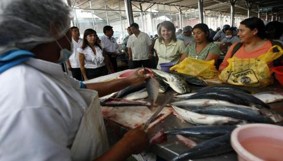 Pescado fue el producto que más subió. (USI)