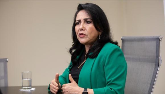 Gloria Montenegro se pronunció sobre caso Solsiret Rodríguez. (GEC)