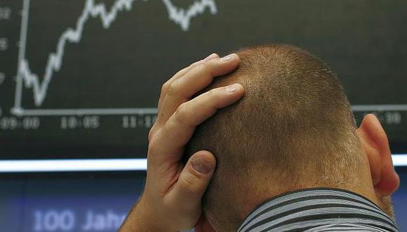 Los inversores se mostraron hoy cautos ante los renovados temores sobre el crecimiento de la economía mundial. (Foto: Reuters)