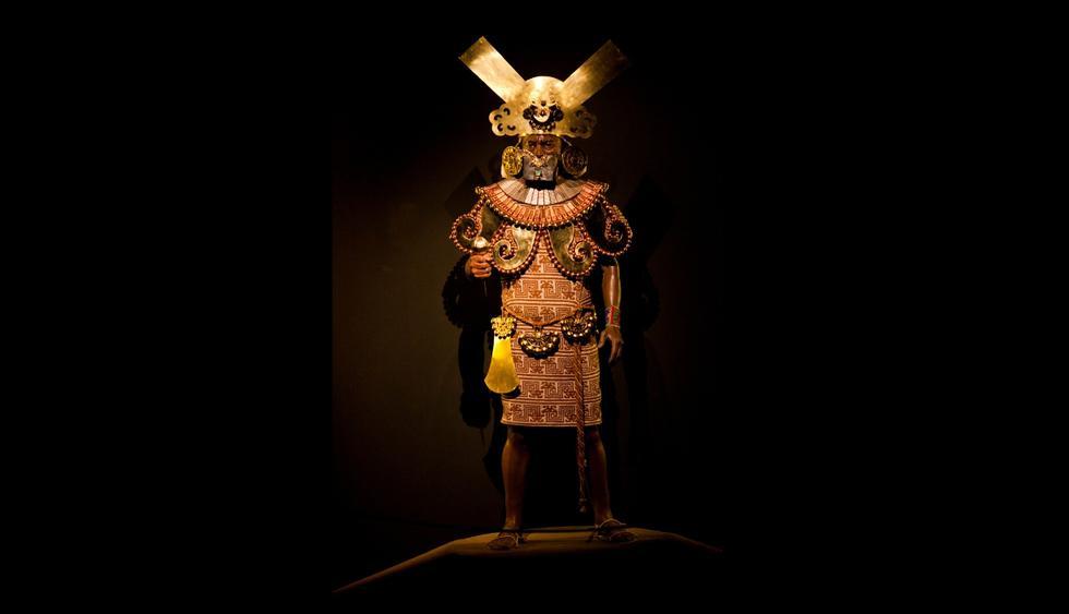 El Señor de Sipán fue descubierto en 1987. (Foto: GEC)
