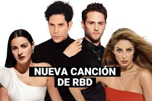 RBD: nuevo tema musical tras 12 años separados causa furor