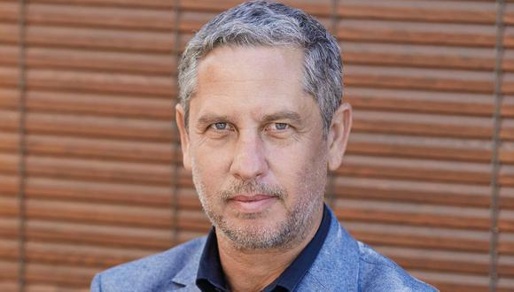 Guillermo Martínez, escritor argentino que ha publicado los libros Crímenes imperceptibles y Borges y la matemática, entre otros. (FOTO: Xavier Torres-Bachetta)