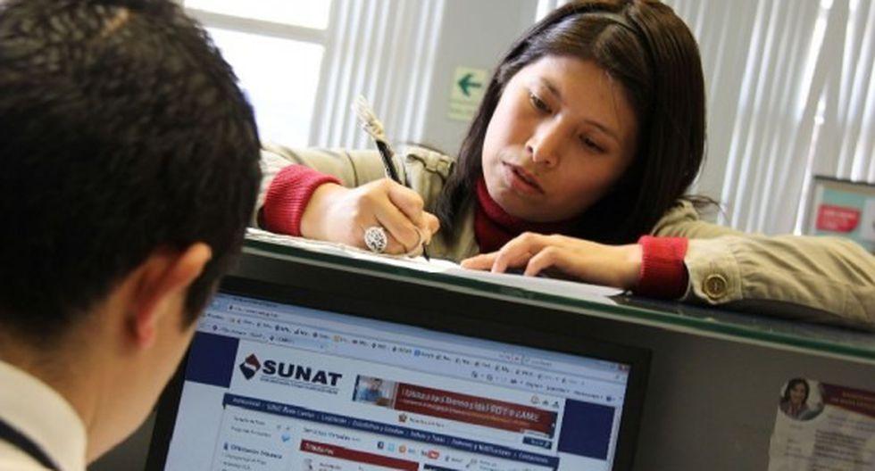La Sunat continúa con su plan de digitalización. (Foto: Difusión)