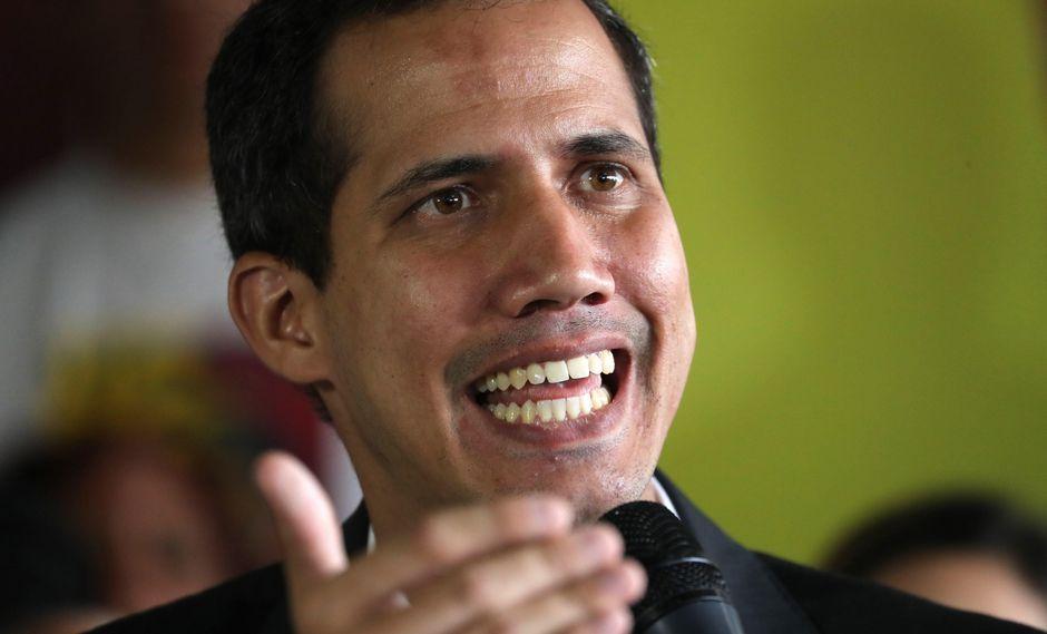 En la última semana, Juan Guaidó ha visitado Colombia, Brasil, Paraguay, Argentina y Ecuador. (Foto: EFE)