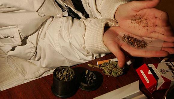 Consumo de drogas se hace más frecuente en verano. (USI)