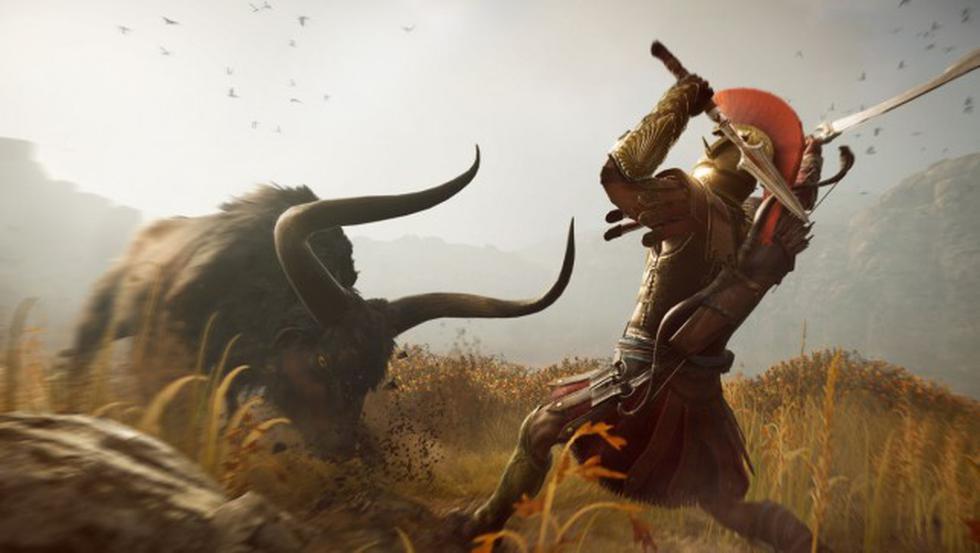 Nuestras decisiones serán de vital importancia en el desarrollo de la historia de Assassin's Creed Odyssey.