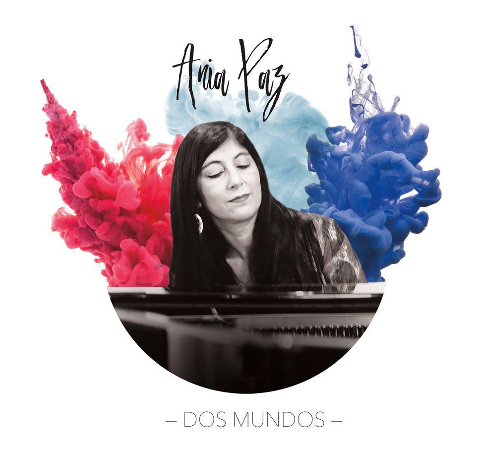 'Dos mundos' es el sexto disco de Ania Paz (Difusión).