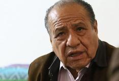 Elecciones 2021: Máximo San Román anunció que será precandidato a la Presidencia con el Partido Contigo