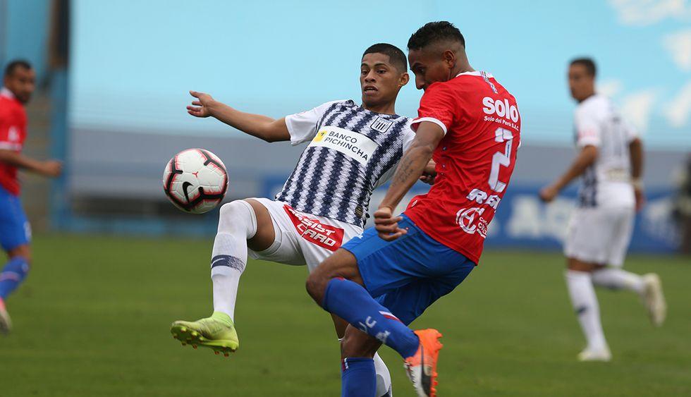 Alianza Lima no logra convencer al padre de Kevin Quevedo de que firme la renovación. (Foto: Archivo GEC)