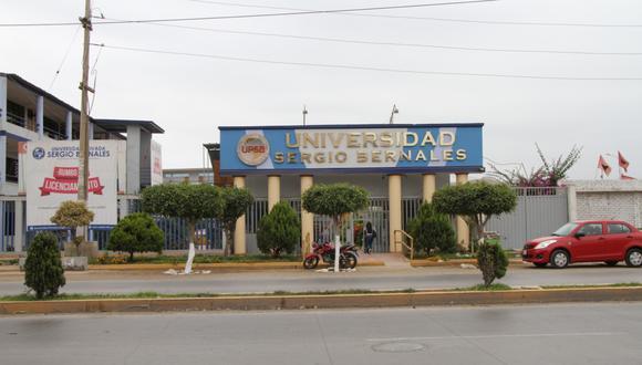 Universidad Privada Sergio Bernales
