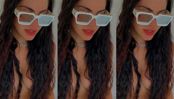Natti Natasha se desnuda otra vez en Instagram y desafía la censura. (Instagram)