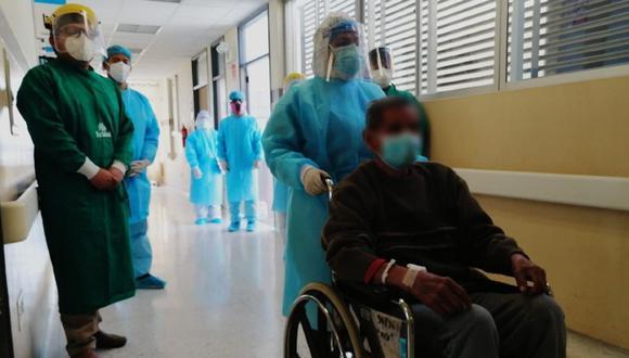 Ica: Ciento treinta recuperados de COVID-19 continúan tratamiento desde casa (Foto: EsSalud)