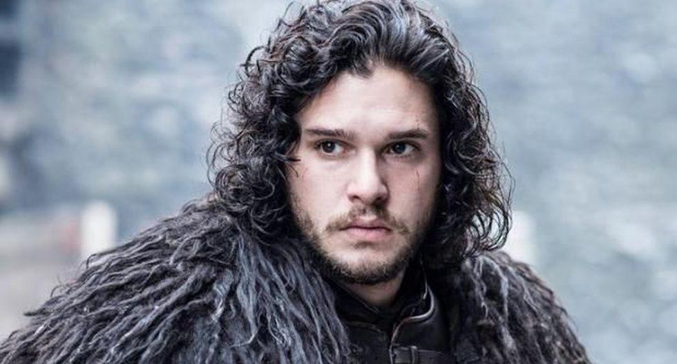 """Jon Snow es uno de los personajes que se mantiene desde la primera temporada de """"Game of Thrones"""". (Foto: HBO)"""