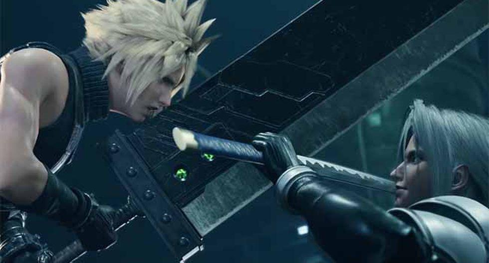 El nuevo tráiler de 'Final Fantasy VII Remake' llega acompañado el nuevo tema musical del videojuego, 'Hollow', el cual ha sido compuesto por Nobuo Uematsu. (Captura Youtube)