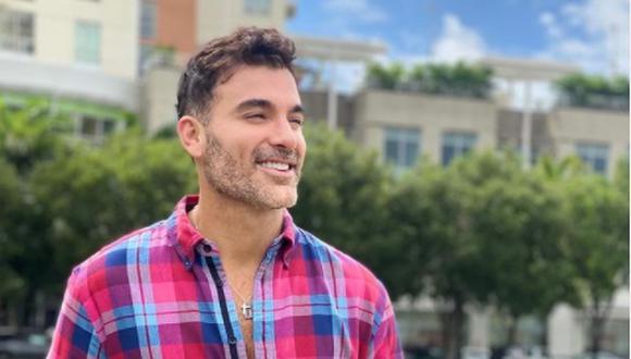 Mauricio Mejía es considerado uno de los actores más queridos de México, posicionándose como una joven promesa en el país azteca (Foto: Mauricio Mejía/ Instagranm)