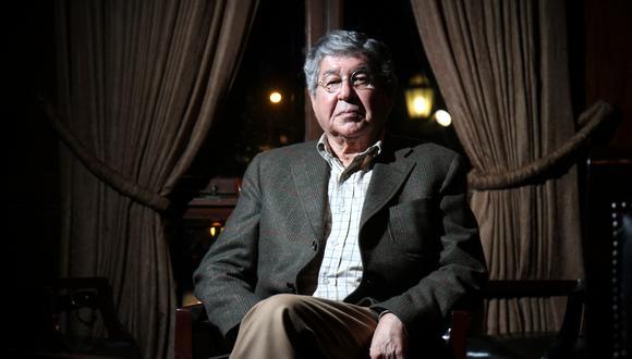 El escritor peruano Alfredo Bryce Echenique celebra hoy 80 años (USI).