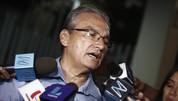 Alejandro Aguinaga (César Campos/Perú21)