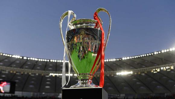 UEFA estudiará propuestas para terminar la Champions League en la fecha establecida inicialmente. (Foto: AFP)
