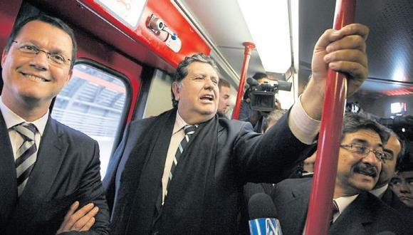 Barata también confirmó que era amigo de Alan García y que lo conocía desde el 2006, cuando este era candidato a la presidencia del Perú. (Foto: GEC)