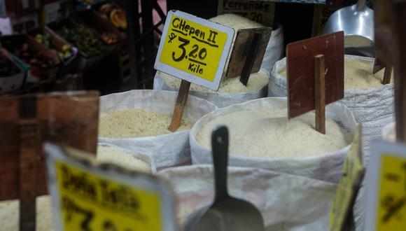 Cada mes se consumen 160,800 toneladas de arroz, aproximadamente. (Foto: USI)