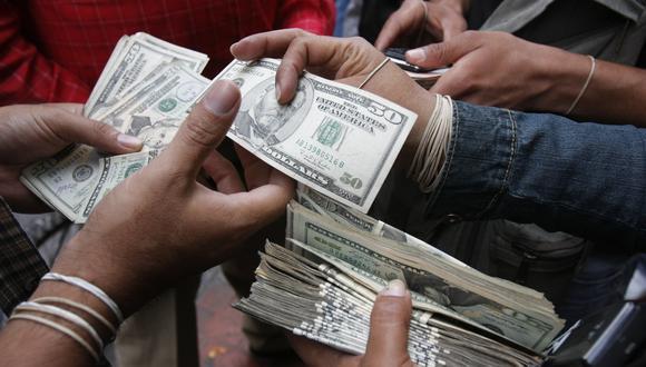 Hoy el tipo de cambio cotizaba a S/ 3.570 la compra y a S/ 3.595 la venta en el mercado paralelo. (Foto: GEC)