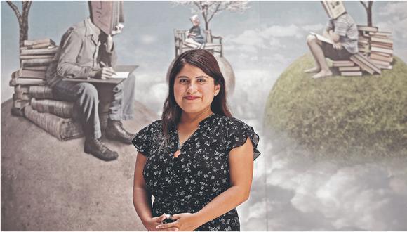 Melina León es la directora de la premiada película 'Canción sin nombre'.