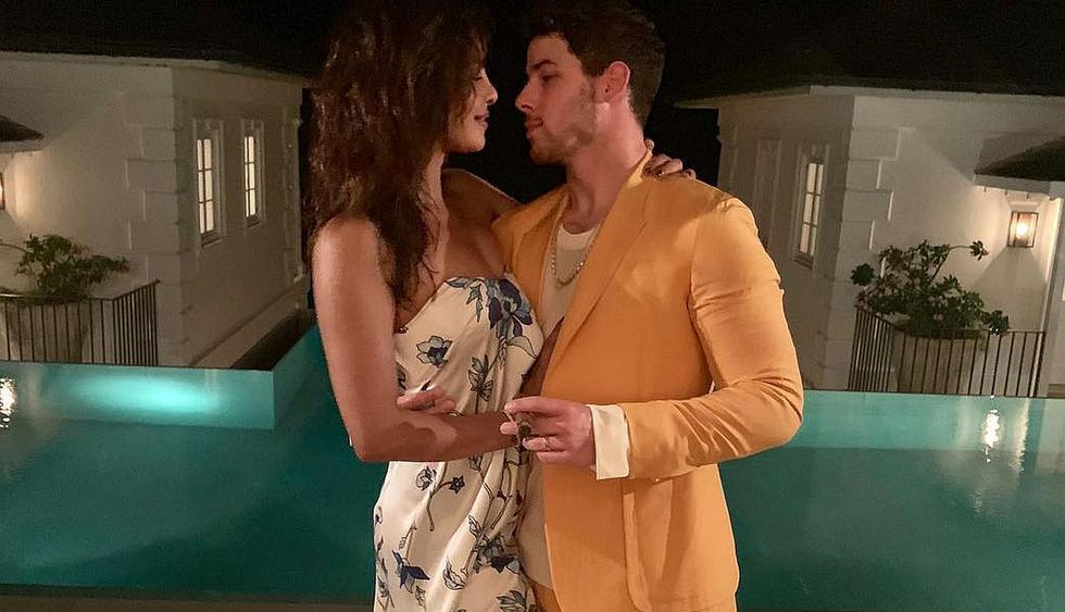 Nick Jonas revela sus planes de paternidad al lado de Priyanka Chopra. (Foto: @priyankachopra)